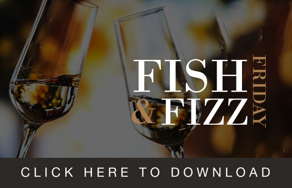 The Hospital Inn Fish and Fizz Friday