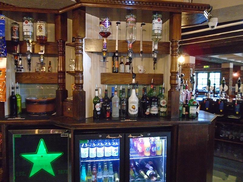 The Hospital Inn Bar